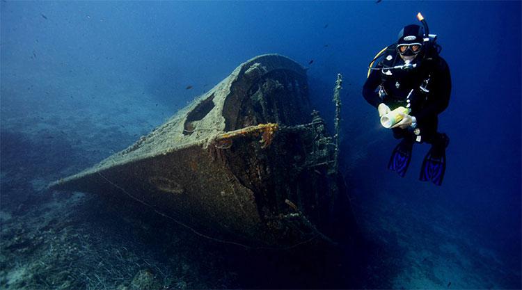 Scuba-diving-lesvos