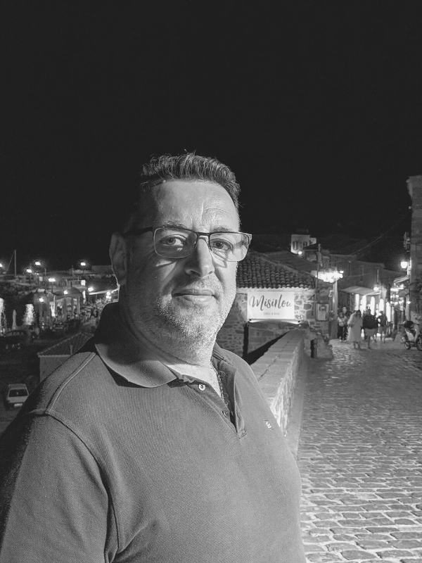 Dimitris Saliampoukos