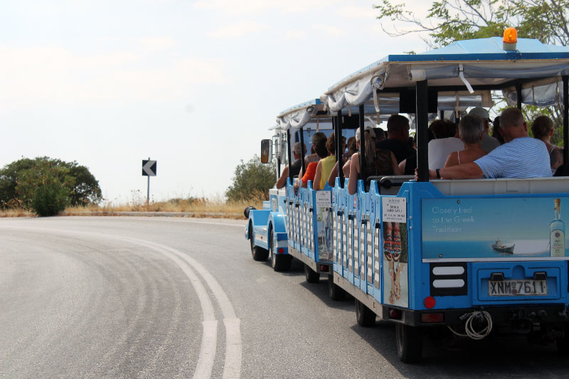 Village-Train-Molyvos