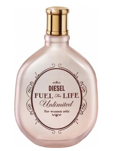 Diesel Fuel For Life Unlimited Eau de Toilette Diesel